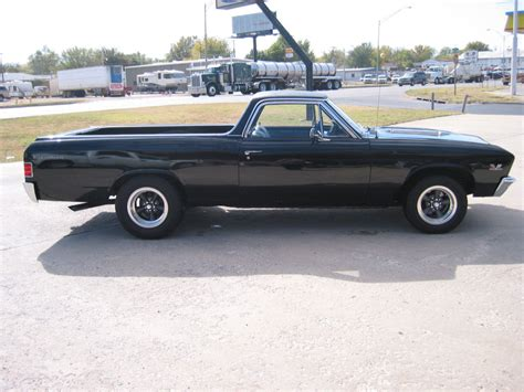 the black el camino covington s 67 el camino black