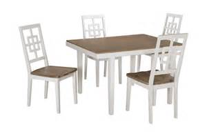 4 Chairs Dining Table Brovada Dining Table 4 Chairs By 174