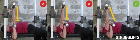bench press bar path چگونه میزان پرس سینه خود را افزایش دهیم بخش اول مکمل