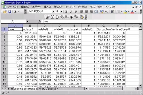 format excel matlab scp2xls simulink scopedata to write excel xls file file