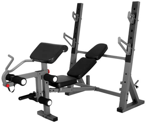 olympic weight bench with weights xmark international olympic weight bench review