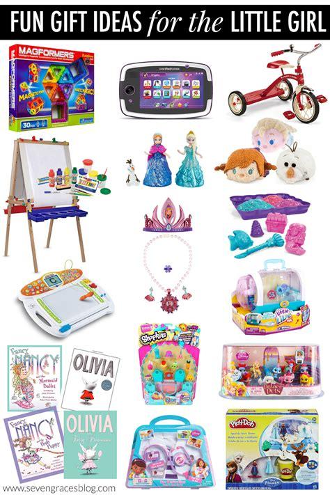 christmas gift ideas for the little girl seven graces