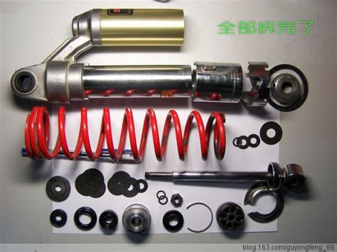 Shock Usd Showa Repair Honda Honda Cb400sf Showa Showa Shock Absorber