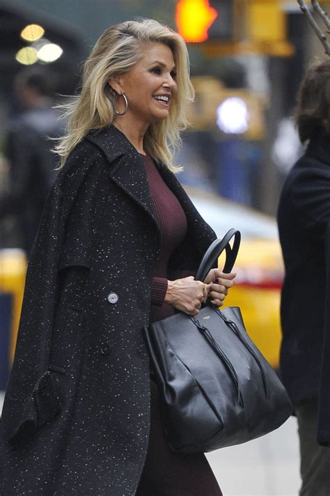 christie brinkley christie brinkley out and about in new york 11 30 2016
