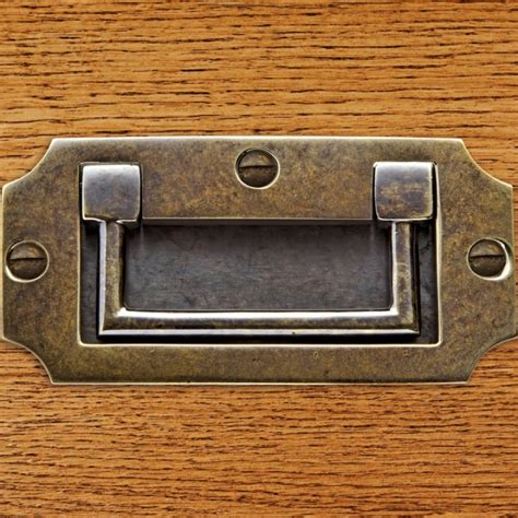 Recessed Cabinet Pull by Ideas For Selecting Brushed Brass Cabinet Hardware The
