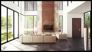 High Ceiling Living Room Designs Living Room With High Ceiling Design Ideas High Ceiling Neutral Leather Sofas
