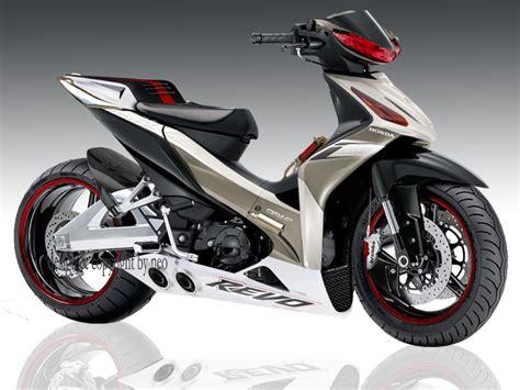 Gambar Modifikasi Keren Neo Bakeno 2008 by Gambar Modifikasi Honda Revo Terbaru 2018 Baktikita