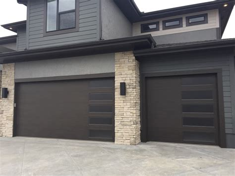 Contemporary Garage Designs traditional amp contemporary garage door designs