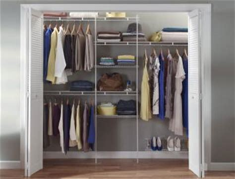 wire closet organizing systems