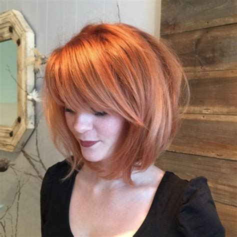 messy inverted bob hairstyles 60 messy bob hairstyles for your trendy casual looks