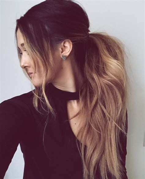 25 best ideas about formal ponytail on pictures on ponytail hairstyle curly hairstyles