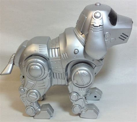 tekno puppy tekno the robotic puppy the robot s web site