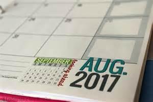 Year At A Glance Template For Teachers by Printable Calendar 2016 2017 Calendar Template