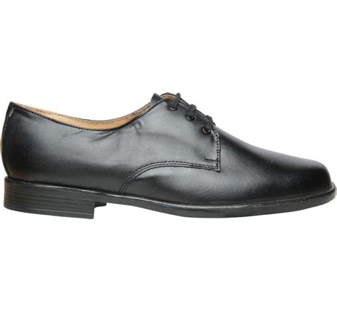 bata black formal lace up shoes for bata india