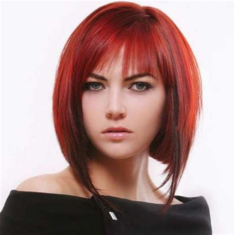 red hairstyles 2015 18 stylish hair color trends 2015 for valentine s day