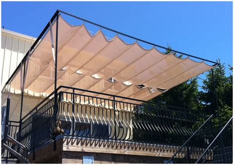 Sunnc Porch Awning by Belaire Engineering Architectural Awnings Company