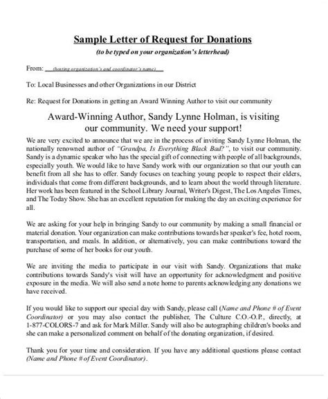 Gift Card Donations - sle letter requesting gift card donations docoments ojazlink