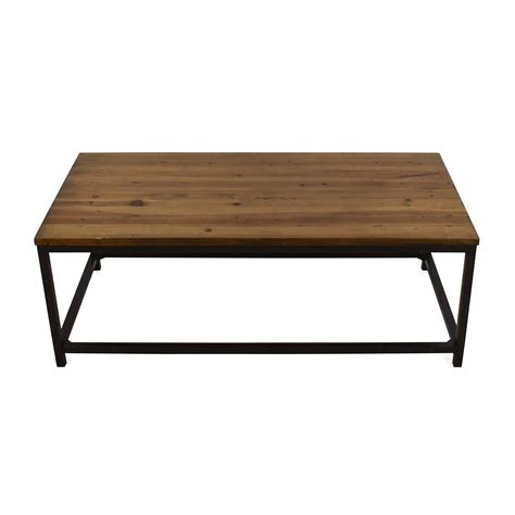 pottery barn coffee table quality coffee tables