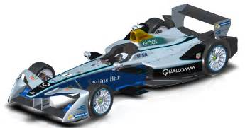 new race car formula e race cars get new look for season three
