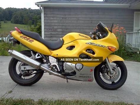 Katana Suzuki 600 2002 Suzuki Gsx600f Katana 600 Sport Bike