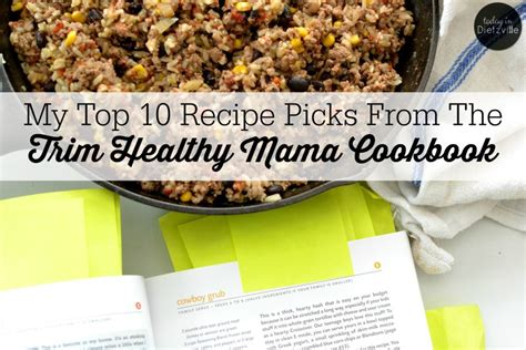 The Recipe Thing by My Top 10 Favorite Recipe Picks From The Trim Healthy
