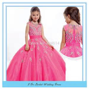 online get cheap puffy dresses for kids prom aliexpress