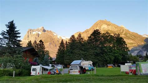 Camping Eigernordwand   Picture Gallery