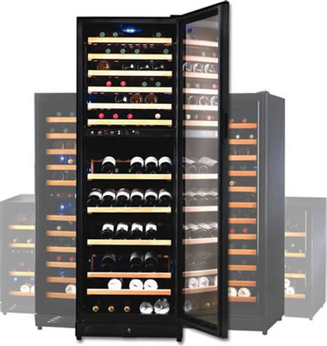 wine cooler furniture sosfund best wine coolers design decoration