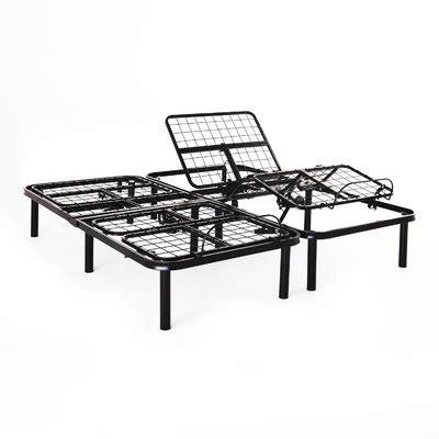 split adjustable bed wayfair