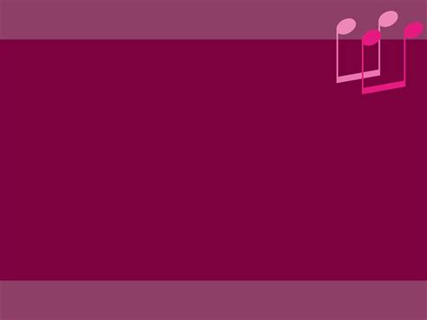 pink music ppt design ppt backgrounds templates