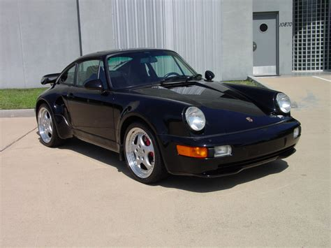 Porsche 911 Turbo 1994 Review Amazing Pictures And