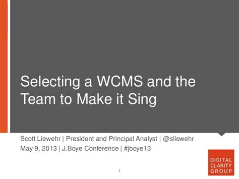 Hw Seleting Sing Otomen how to select a wcms and the team to make it sing jboye13