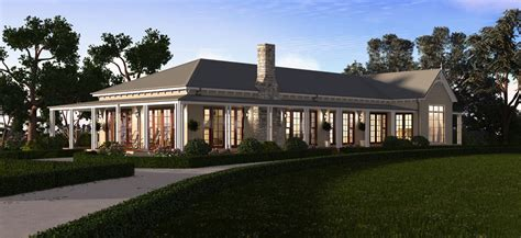 Country Home Gallery Beautiful Country Homes By Hensley Park Homes