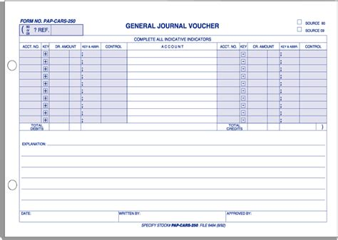 template of journal voucher journal vouchers www pixshark images galleries