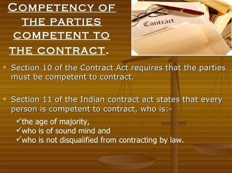 section 10 a of indian divorce act indian contract act 1872 competency of the parties to contract