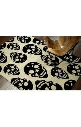 decorating with skulls a bold and daring trend rugs usa cradle skulls black rug skulls modern bold