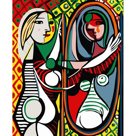 picasso paintings number aliexpress buy 40 50cm cuadros decoracion wall