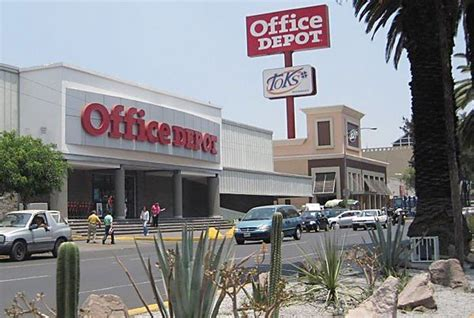 Office Depot Of Stores Merger Doesn T Affect Office Depot In Mexico