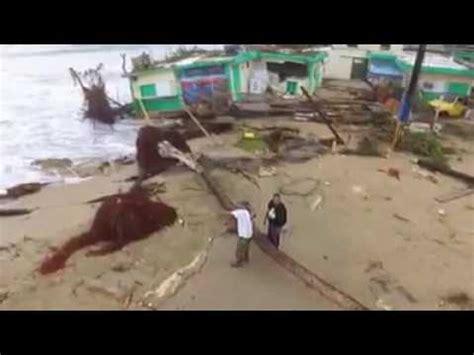crash boat despues del huracan crash boat beach after hurricane maria aguadilla puert