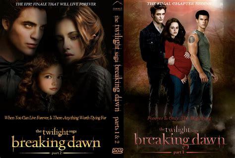 twilight saga breaking dawn part 1 cd cover the twilight saga breaking dawn part 1 and 2 movie