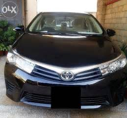 Used Cars For Sale In Lahore Xli Used Toyota Corolla Xli 2015 Car For Sale Price In Lahore