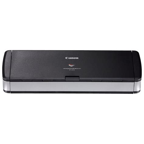 canon mobile scanner canon p 215ii a4 mobile scanner 9705b003