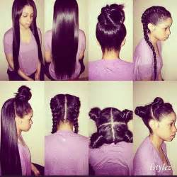 vixen sew in on hair 20 vixen sew in weave installs we are totally feeling on