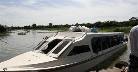 boat journey faffling a boat journey from battambang to siem reap