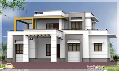 Sloped House Plans by Flat Roof House Plans Designs Sloped Roof House Plans