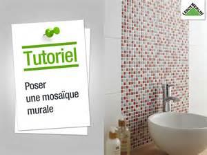 lavabo salle de bain castorama comment poser une mosa 239 que murale leroy merlin