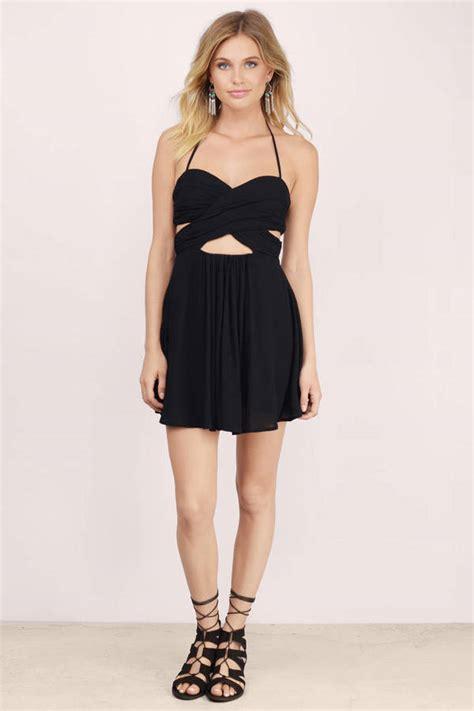 black day dress black dress cut out dress 11 00