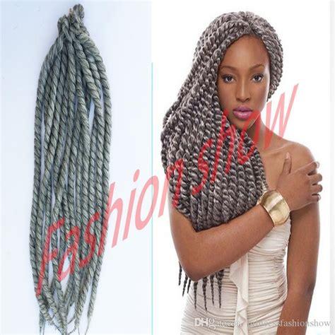 silver grey marley hair 2017 silver grey havana mambo twist 22 130g pack crochet