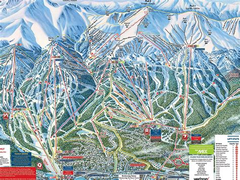 breckenridge ski map breckenridge ski holidays breckenridge colorado ski