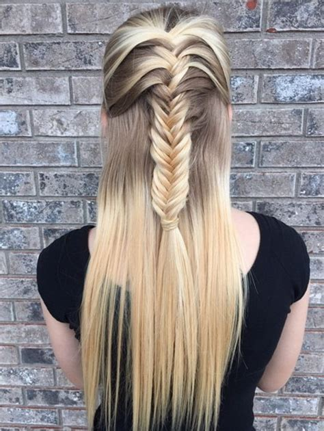 hairstyles half up half down with braids 55 stunning half up half down hairstyles